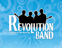 Revolution Band Tribute To The Beatles - Branding