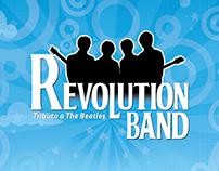 Revolution Band Tribute To The Beatles - Branding