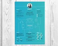 Curriculum Vitae, Creative Resume