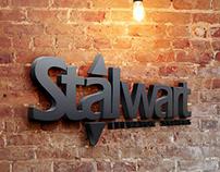 Stalwart Elevator Logo Design