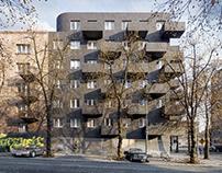UNIKATO residential building