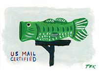 Fish Mail