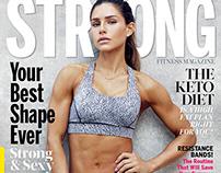 Strong Magazine - Alexia Clark