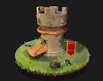 Castle   Game Design