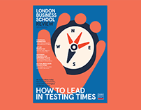 How to lead in testing times