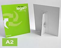 A2 Strut Card Printing