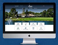 Ankeny Golf Country Club - UX/UI Design