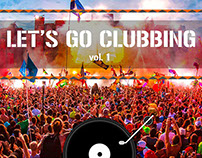 Lets go clubbing poster