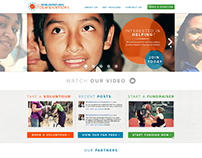 WV Foundation - Non Profit Website Redesign