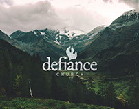 New Logo: Defiance Church