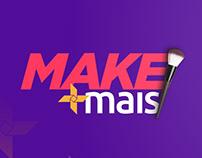 LOGO QUADRO - MAKE MAIS - RICTV | RECORD TV