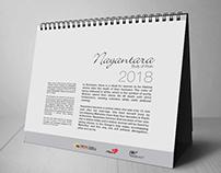 BLAST Calendar 2018
