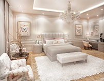 Butterfly BedRoom - New Cairo