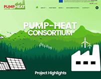 Κατασκευή ιστοσελίδας http://www.pumpheat.eu