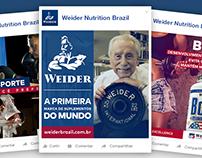 Weider Brazil - Social Media