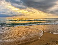 Stormy Morning in Nags Head North Carolina #2