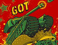 Tankfest T-shirt