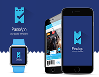 PassApp | Ticket Wallet Mobile App