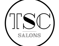 Brand Identity - The Style Connexion, Salons