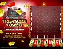 Treasure Tower Game