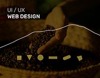 Café San Diego - Website Design