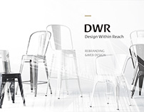 DWR brand refresh & web design