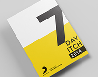 Sony Music - 7 day Itch Internal Magazine 2014