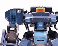 GANKER ROBOT COMING