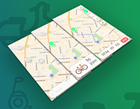 Daily UI - Day 029 - Map
