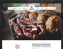 Foodz - Restaurant Joomla Template