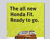 Honda Fit Canada Launch