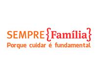 Sempre Família - Identidade Visual