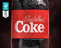 Coca Cola - Tasteless Coke
