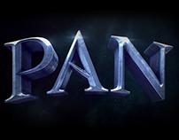Pan // Theatrical Trailer Design