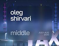 Oleg Shirvari