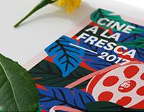 Cine a la Fresca 2017 / FILM FESTIVAL