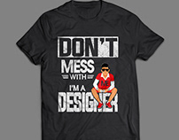 Designer T- shirts