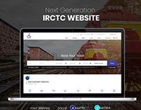 NEXT Generation IRCTC Website