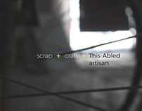Cut the Scrap Total Visual Ad Campaign Viral Campaign