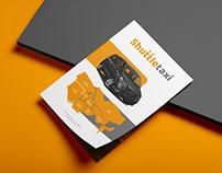 Shuttletaxi Amsterdam / Branding