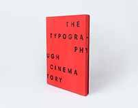Typography Through Cinema Book
