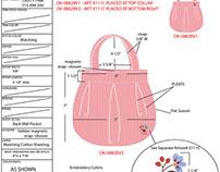 OshKosh Handbag Development