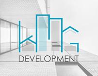 KMG Development - Logo Design / Brand Identity