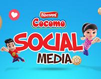 Bisconni Cocomo Social Media