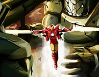 Ironman - Fanart