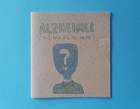 Fanzine sobre Alzheimer