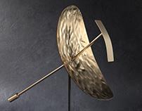 De Castelli Ribot Lamp - 3d model