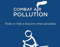 Combat Air Pollution Campaign (Pramukh Group) - SM