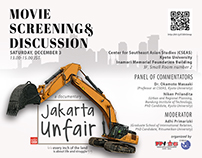 Movie Screening Poster
