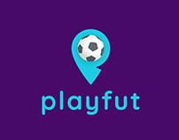 Mobile App // Playfut